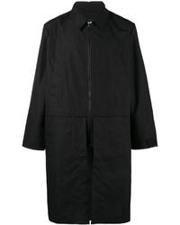 Y-3 Zip Up Trench Coat