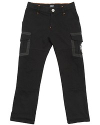 Armani Junior Cotton Gabardine Pants