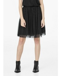 Mango Outlet Tulle Skirt