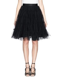 Nobrand Darcy Tiered Tulle Skirt