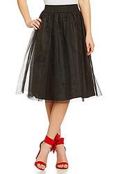 Soprano Tulle Midi Skirt