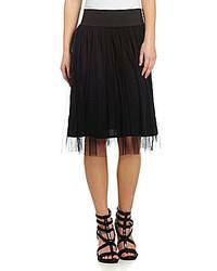 Living Doll Tulle Midi Skirt