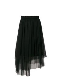 MSGM Tulle Midi Skirt