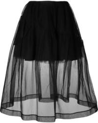 Simone Rocha Tulle Midi Skirt