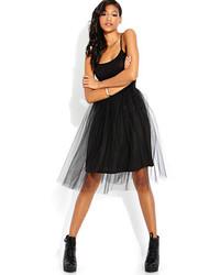 Forever 21 Ballerina Glam Tulle Dress