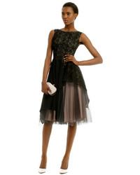 Sabrina Nha Khanh Tulle Dress