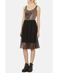 88c90388a6bdb Black Tulle Skater Dresses for Women   Women's Fashion   Lookastic.com