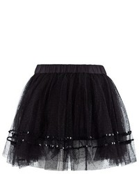 BOSS Black Tulle Seqiun Skirt