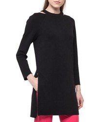 Akris Punto Choker Neck Tunic Dress