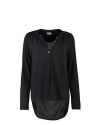 Only Fallow Tunic Black