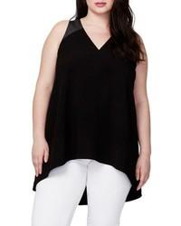 Rachel Roy Plus Size Rachel Cross Back Tunic