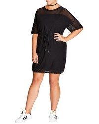 City Chic Plus Size Sports One Tunic
