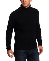 Alex Stevens Ribbed Turtleneck Sweater