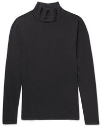 Our Legacy Cotton Jersey Rollneck T Shirt