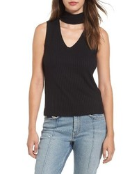 Cutout turtleneck top medium 4354585