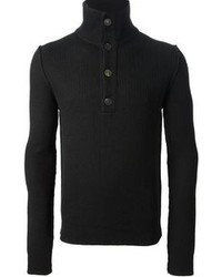 Dolce & Gabbana Funnel Neck Sweater
