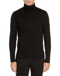 Donners trim fit cashmere turtleneck medium 968225