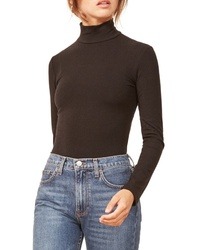Reformation Eve Turtleneck Top