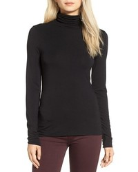 Farrah stretch turtleneck top medium 952082