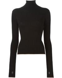 Fendi Ribbed Sweater