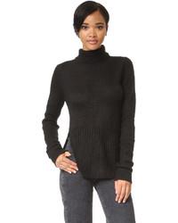 Haunt turtleneck sweater medium 807432
