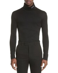 Calvin Klein 205W39nyc Jersey Turtleneck T Shirt