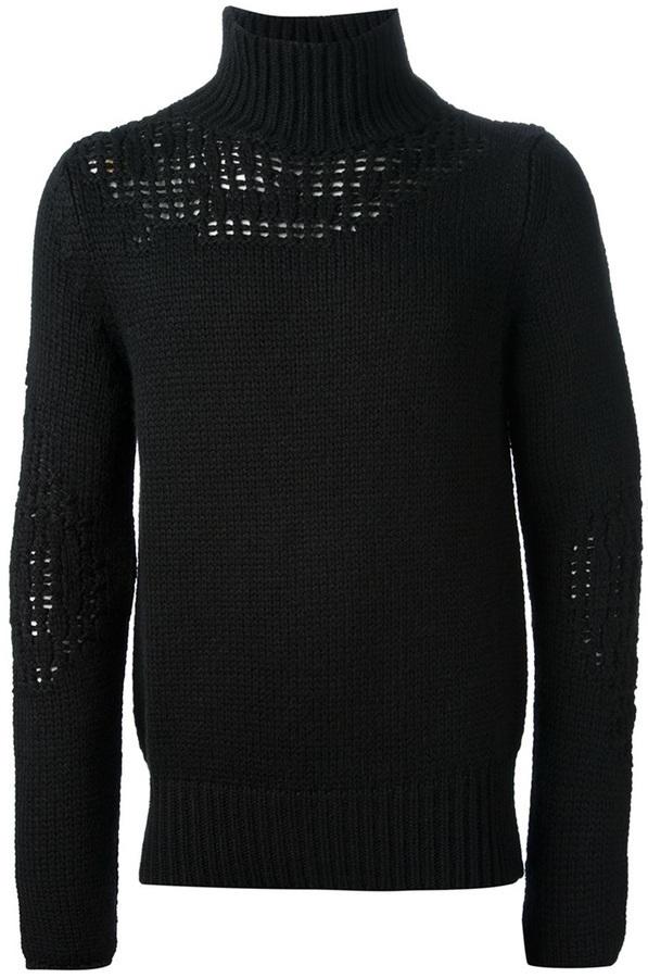 Diesel Black Gold Ki Arturo Sweater
