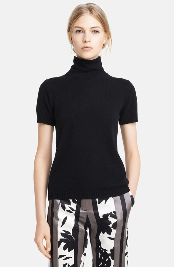 Find black short sleeve turtleneck at ShopStyle. Shop the latest collection of black short sleeve turtleneck from the most popular stores - all in one.