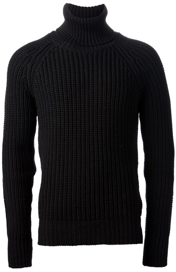 Messagerie Ribbed Jumper