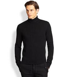 Mens Black Turtlenecks By Michael Kors Mens Fashion