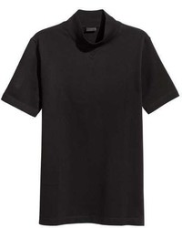 H&M Mock Turtleneck T Shirt