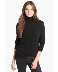 Oscar cashmere turtleneck medium 13094
