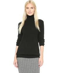 Oscar turtleneck cashmere sweater medium 679217