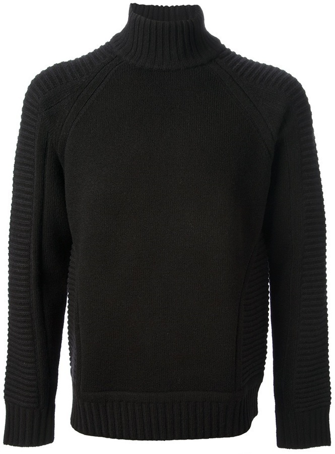 Givenchy Ribbed Knit Sweater
