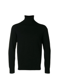Cruciani Roll Neck Fitted Sweater