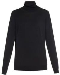 Bottega Veneta Roll Neck Wool Sweater
