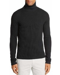 Helmut Lang Thermal Waffle Knit Turtleneck