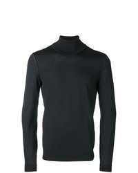 BOSS HUGO BOSS Turtle Neck Fitted Sweater