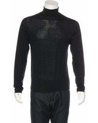 Gucci Wool Blend Turtleneck Sweater