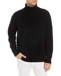 The Kooples Wool Cashmere Turtleneck Sweater