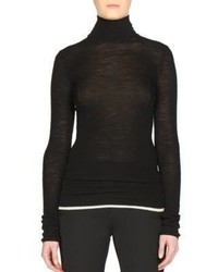 Lanvin Wool Turtleneck Sweater