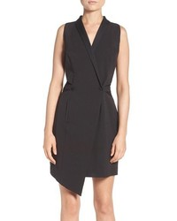 Adelyn Rae Adelyn R Tuxedo Sheath Dress