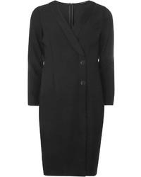Dorothy Perkins Black Tuxedo Dress