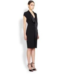 Givenchy Satin Cady Dress