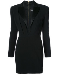 Balmain Tuxedo Mini Dress