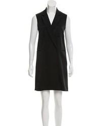Rag & Bone Tuxedo Mini Dress