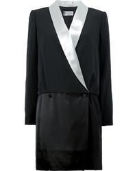 Lanvin Tuxedo Style Dress