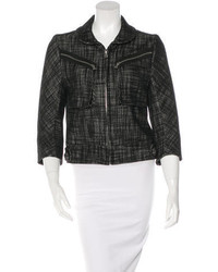 Marc Jacobs Pocketed Tweed Blazer