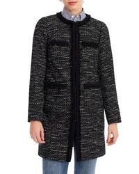 J.Crew Tweed Lady Coat With