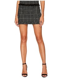 Bishop + Young Tweed Mini Skirt Skirt